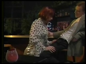 Bar, Big cock, Blowjob, Crossdressing, Fucking, Gay, Twink