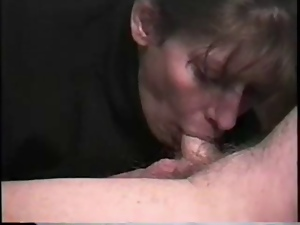 Amateur, Blowjob, Dick, Hairy, Mature, Milf, Mom, Pale, Sucking