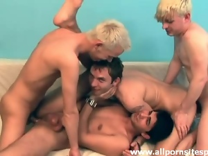 4some, Anal, Ass, Doggystyle, Fucking, Group sex