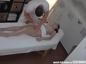 Fingering, First time, Massage, Oiled, Reality, Voyeur