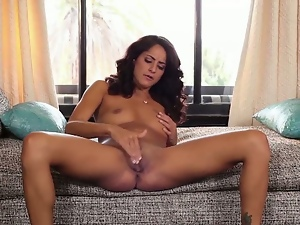 Ass, Babes, Beautiful, Bombshell, Brunettes, Fitness, French, Natural boobs, Orgasm, Solo