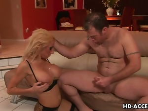 Big tits, Blondes, Blowjob, Bra, Cougar, Couple, Fake tits, Hardcore, Horny, Long hair, Milf, Pov, Reality