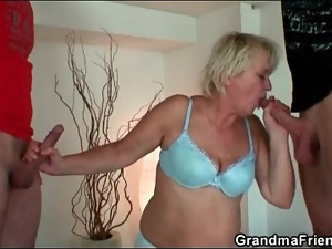 Blowjob, Cleaner, Hardcore, Lady, Mature, Spit