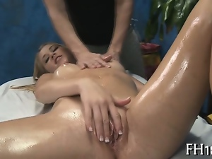 Blondes, Blowjob, Doggystyle, Drilled, Hardcore, Massage, Teens