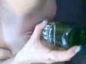Amateur, Beer, Blondes, Bottle, Masturbating, Polish, Teens