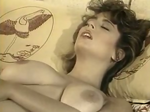 Big tits, Busty, Fingering, Hairy, Masturbating, Milf, Mom, Retro, Solo, Vintage