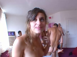 Anal, French, German, Squirting, Voyeur