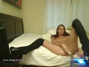 Dildo, Fucking, Live cam, Machine sex, Masturbating, Pornstars, Teens, Webcam