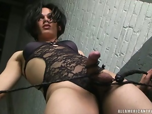 American, Beautiful, Brunettes, Masturbating, Shemales, Tgirl, Tranny, Transsexual