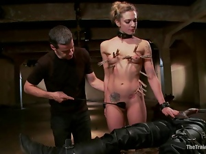 Babes, Bdsm, Chained, Dick, Fetish, Riding, Spanking, Torture