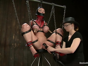Bdsm, Bondage, Chained, Femdom, Fetish, Fucking, Sex toys, Torture