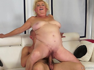 Bbw, Blondes, Cunt, Fat, Fucking, Granny