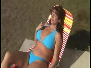 Amateur, Bikini, Boobs, Hardcore, Homemade, Milf, Outdoor, Pov, Reality, Webcam