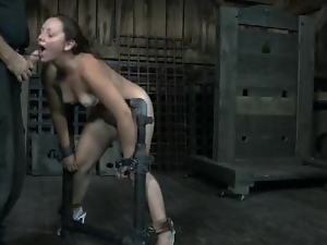 Anal, Bdsm, Chained, Fucking, Slave, Torture