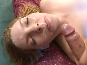 Cumshots, Doggystyle, Facials, Hardcore, Housewife, Missionary, Redheads, Small tits