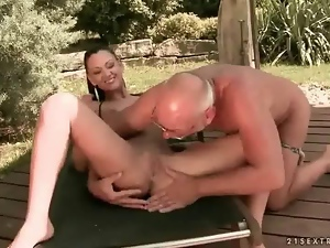 Blowjob, Cocksucking, Compilation, Fucking, Giving head, Grandpa, Old farts, Old man, Outdoor, Penetrating, Sucking, Teens