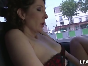 Amateur, Big cock, Big tits, Busty, Car, Cowgirl, European, French, Garden, Hardcore, Homemade, Missionary, Outdoor, Pussy, Stockings, Swollen pussy, Trimmed pussy