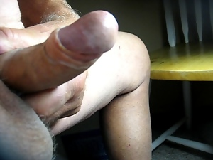 Amateur, Close up, Cum, Cumshots, Gay, Grandpa, Handjob, Masturbating, Old
