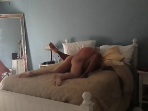 Bedroom, Cuckold, Fucking, Wife