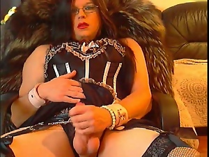 Amateur, Crossdressing, Gay, Masturbating, Sex toys, Transvestite, Webcam
