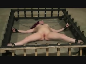 Bondage, Chained, Domination, Orgasm
