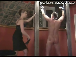 Ass, Bondage, Chained, Femdom, Pain