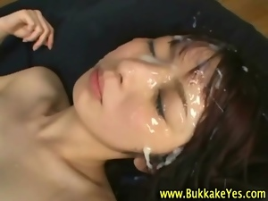 Asian, Bukkake, Cumshots, Facials, Fetish, Japanese, Naughty