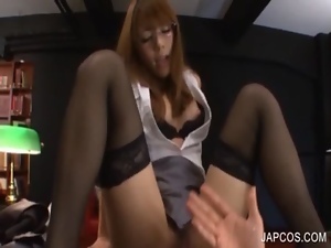 Asian, Cosplay, Cunt, Fetish, Hardcore, Japanese, Pussy, Uniform, Vibrator