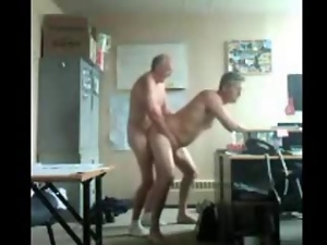 Blowjob, Funny, Gay, Grandpa, Handjob