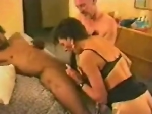 Amateur, Barebacking, Cuckold, Husband, Lingerie, Vintage