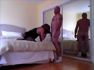 Barebacking, Blowjob, Crossdressing, Gay, Licking, Married, Muscled, Sucking, Tranny, Transsexual